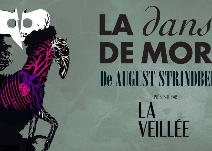 Entrevue avec les artistes du spectacle LA DANSE DE MORT