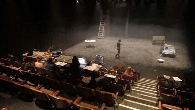 DES COUTEAUX DANS LES POULES de David Harrower – Théâtre Prospero – Teaser #2