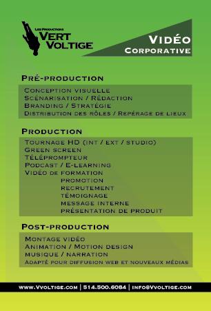 Vidéo Corporative