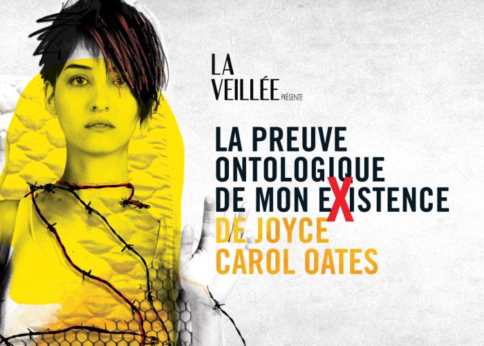 LA PREUVE ONTOLOGIQUE DE MON EXISTENCE – Théâtre Prospero – Teaser #1